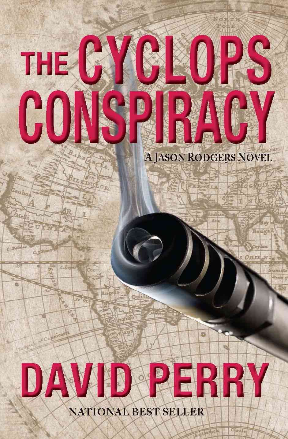The Cyclops Conspiracy By Perry, David